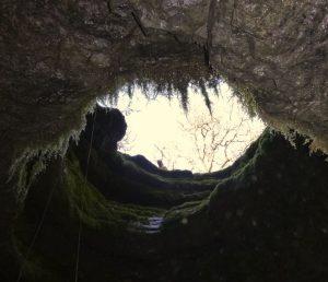 Oule - puits entree d'en bas