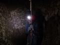 En haut du puits des Chocottes